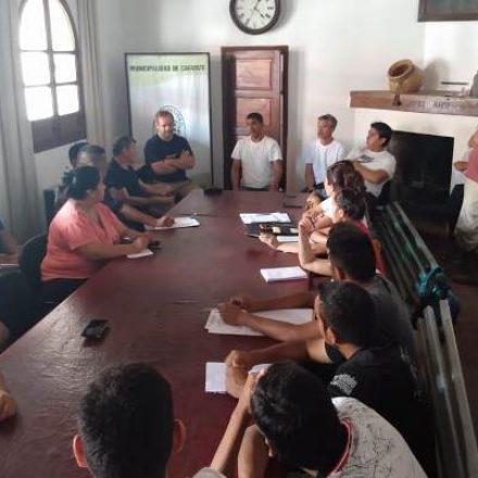 Continúa la asistencia del Comité de Emergencias en Cafayate