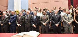 El gobernador Sáenz tomó juramento a funcionarios del Poder Ejecutivo