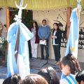La comunidad de El Arfarcito celebró los 10 años del colegio secundario