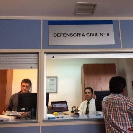 Se implementa en forma continua el Plan de Modernización del Ministerio Público de la Defensa