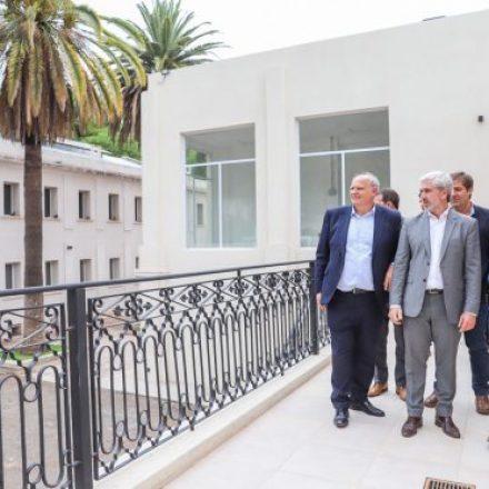 Nuevas obras jerarquizan el Hotel Termas de Rosario de la Frontera
