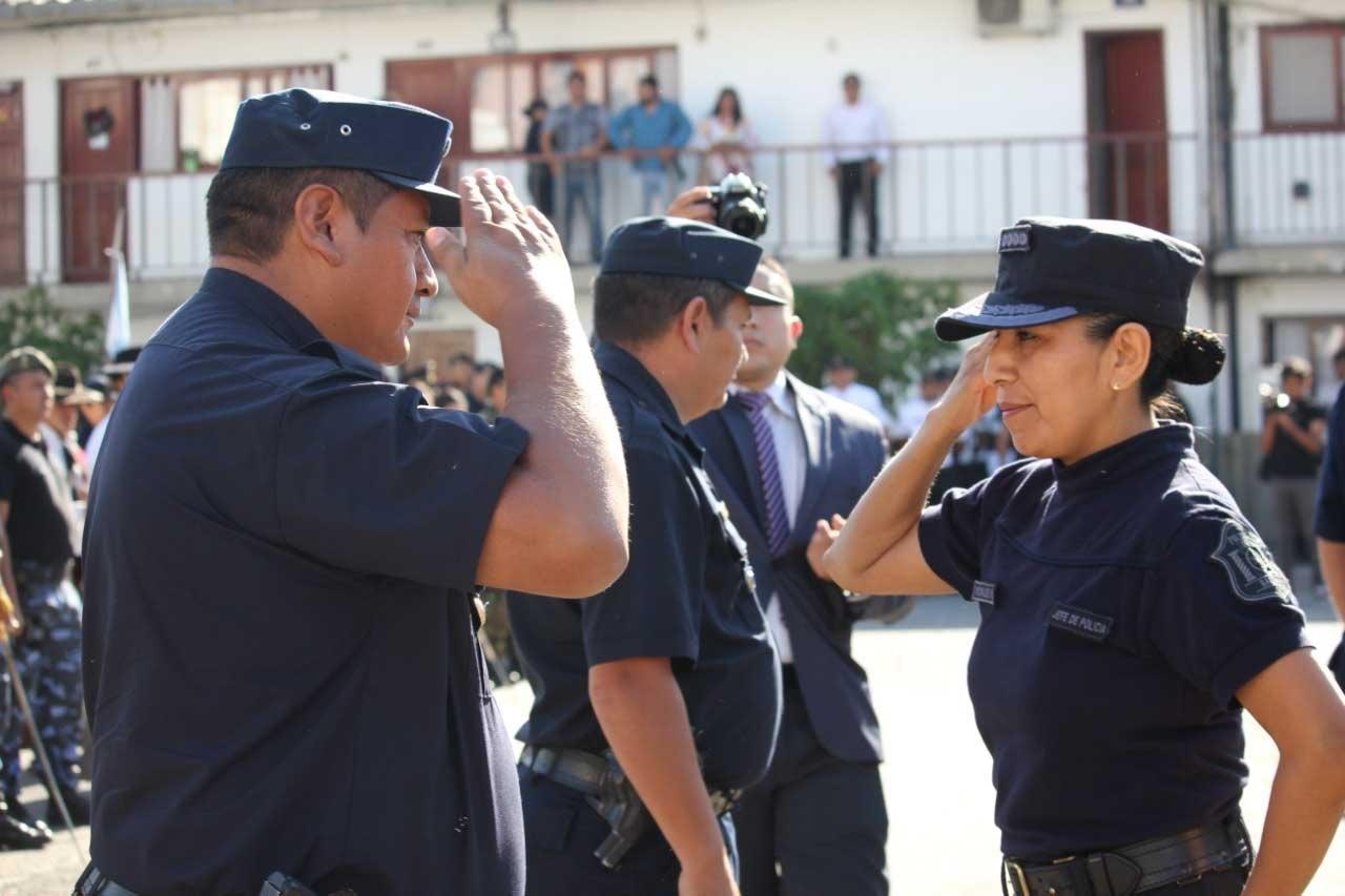 Asumió la nueva cúpula de la Jefatura Mayor Policial de la Provincia