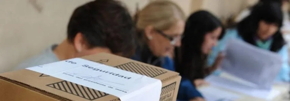 Desde mañana cobran autoridades de mesa que se desempeñaron en las elecciones de noviembre