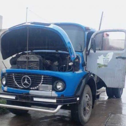 Recuperaron un camión que fue robado en la vecina provincia de Tucumán