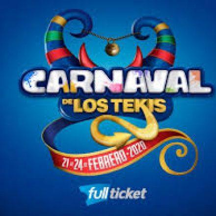 Vuelan las entradas para el Carnaval de Los Tekis