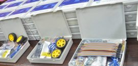 El Ministerio de Educación promueve vocaciones científicas a través de la robótica