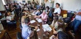 Por el conflicto de las cuotas, Diputados recibieron a estudiantes de la Universidad Católica de Salta