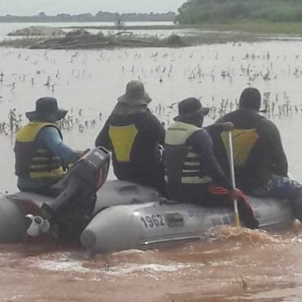 En el rio Bermejo: encontraron el cuerpo del jóven que era buscado desde el lunes
