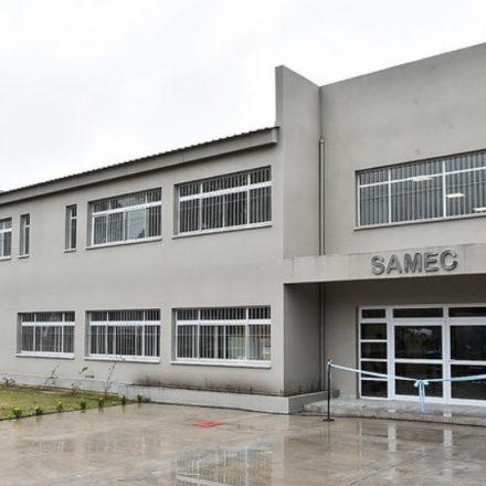 Inauguraron el edificio del Servicio de Atención Médica para Emergencias y Catástrofes de Salta