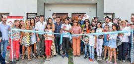 Entregaron las primeras viviendas en la urbanización Pereyra Rozas