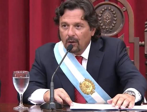 Gustavo Sáenz es el nuevo Gobernador de la Provincia