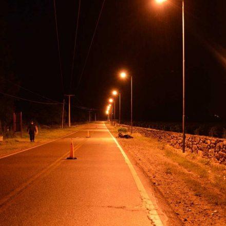 En un siniestro vial en Cafayate, pierde la vida un motociclista