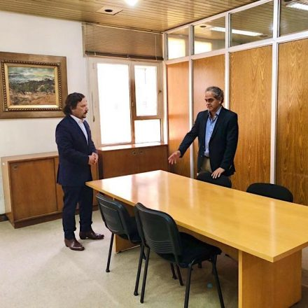 Habilitaron una oficina de atención para intendentes en Casa de Salta de la ciudad de Buenos Aires
