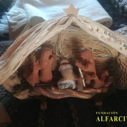 Los Artesanos de los Cerros invitan a contemplar los pesebres en Alfarcito