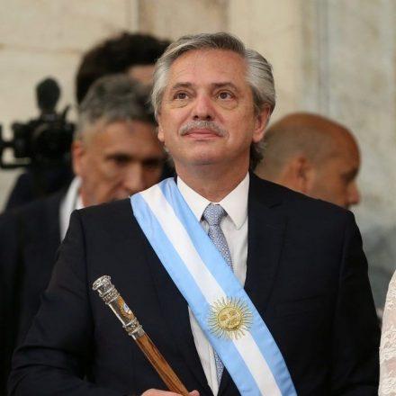 Alberto Fernandez asumió como el nuevo Presidente de la Nación