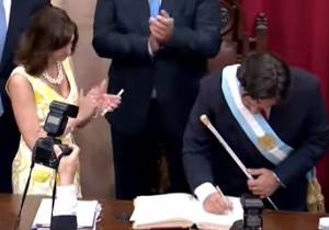 El gobernador Sáenz encabezará la toma de juramento a los secretarios de estado del Gabinete provincial
