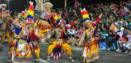 Comienzan Los Corsos Clasificatorios En La Avenida Del Carnaval