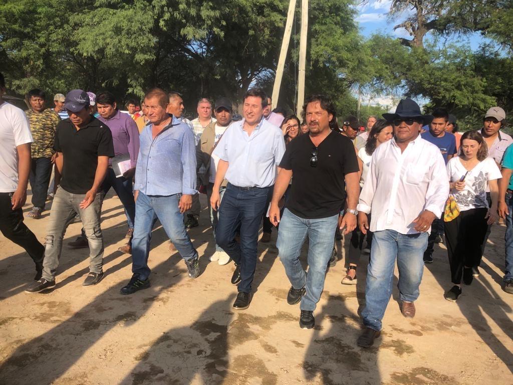 El Gobernador convoca a la formación de una mesa multisectorial para abordar la situación socio sanitaria del norte