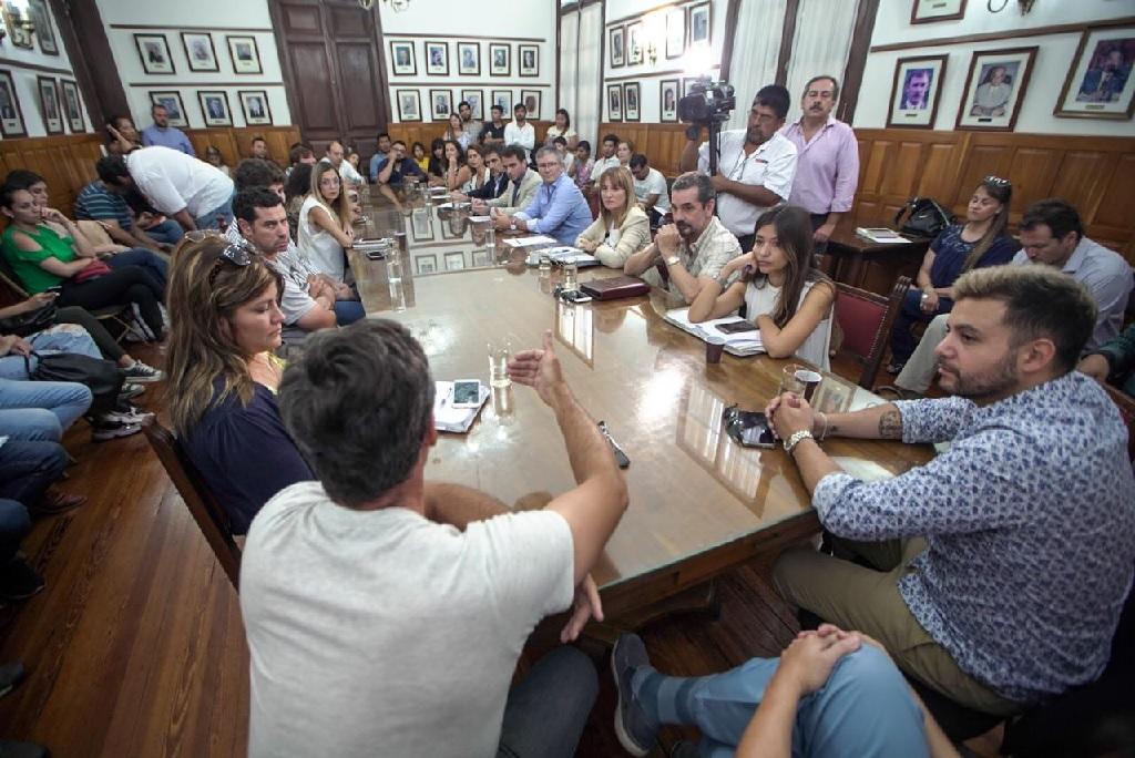 Diputados y representantes de Pymes analizaron la actualidad del sector en la provincia