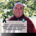 Q.E.P.D. – Juan Carlos Saravia 1930-2020