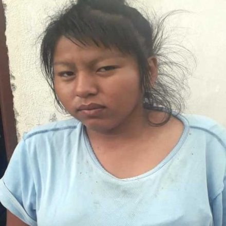 Búsqueda de persona: Soledad Margarita Damaso
