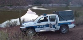 Rescatan el cuerpo de un joven ahogado en la laguna de Brealito