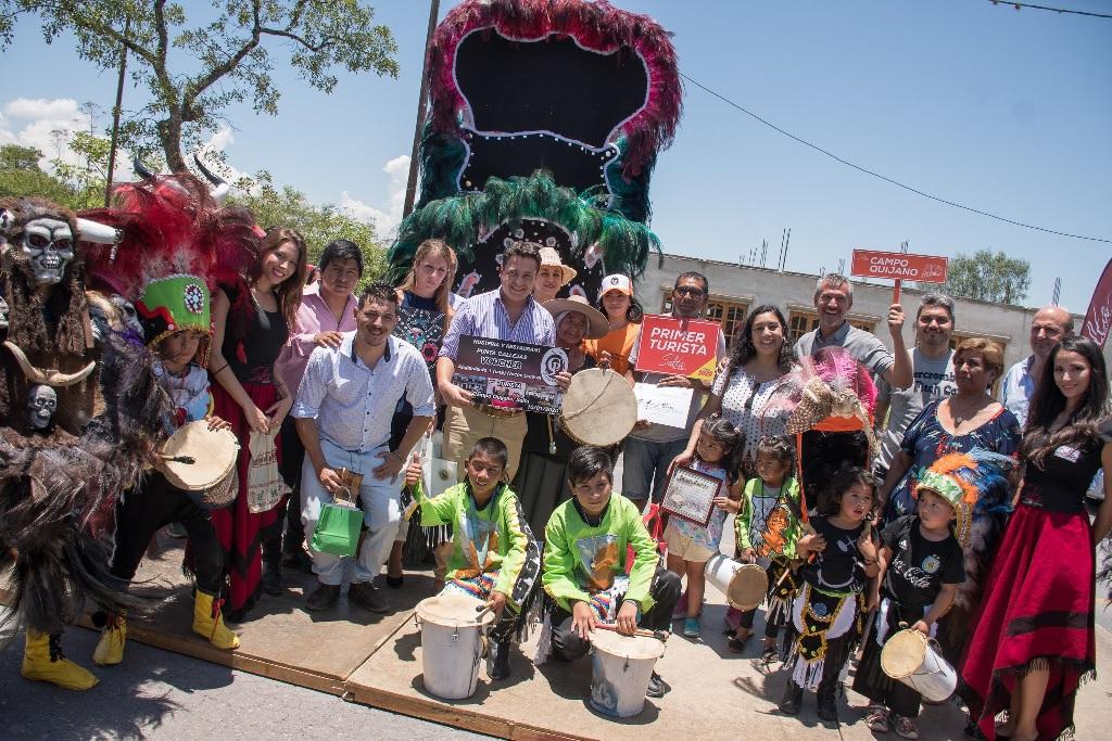 Recibieron a los primeros turistas del verano 2020 en Salta