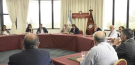 Provincia y el Ejército Argentino trabajaran para proveer de agua al norte provincial