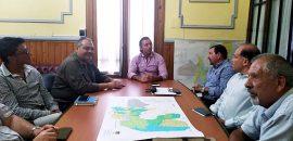 Analizan propuestas para optimizar rutas que potencien la actividad minera