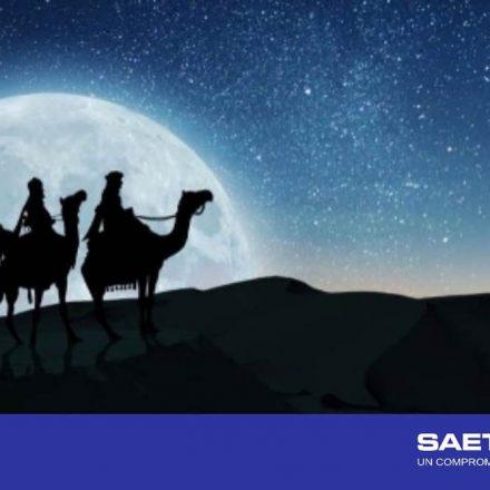 Por el día de los Reyes Magos, los niños viajarán gratis en SAETA