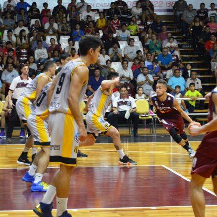 Salta Basket dio vuelta un partidazo y se quedó con el triunfo en el Delmi