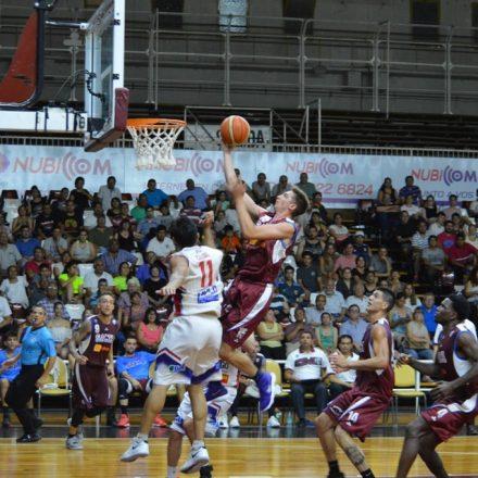 Salta Basket volvió a la acción con un contundente triunfo en el Delmi