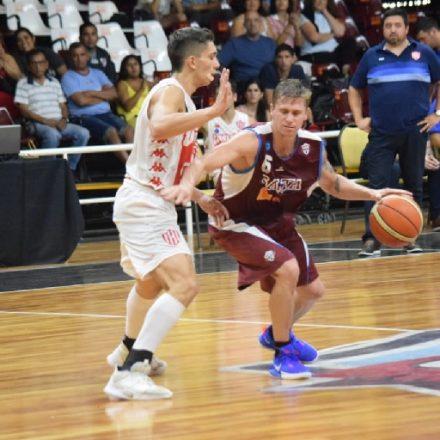 Salta Basket superó al puntero de la Conferencia Norte en el Estadio Delmi