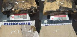 En el acceso sur a la ciudad de Orán, secuestran 16.000 dosis de marihuana