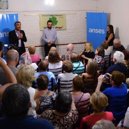 Alejandro Vanoli pidió perdón a los Jubilados «Por el destrato que sufrieron en estos cuatro años»