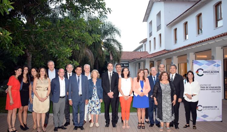 Educación: Coordinan una agenda común las provincias del NOA
