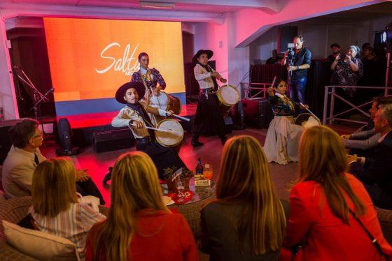Salta desplegó su oferta turística en Mar del Plata y Miramar