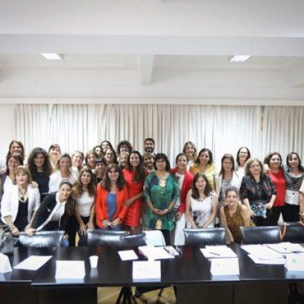 La Secretaría de Derechos Humanos forma parte del Consejo Federal de las Mujeres
