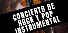 Concierto de rock y pop, por el Día de los Enamorados