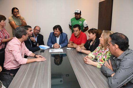 El gobernador Sáenz dispuso dar inicio a los trabajos de optimización y ampliación integral del sistema de agua potable en San José de Metán