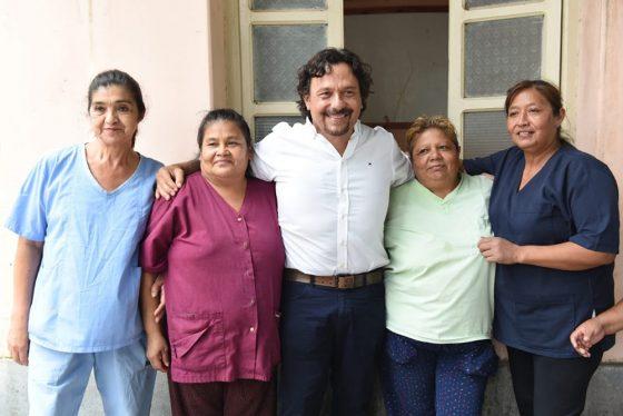 """Sáenz en Tartagal: """"Tenemos la gran responsabilidad de tener un Estado presente que le devuelva la dignidad a los salteños"""""""