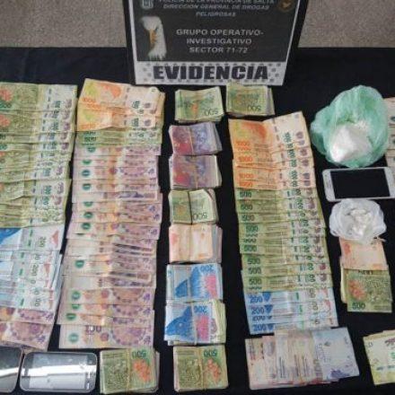 Importante procedimiento contra el narcotráfico en General Güemes