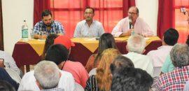 """""""Definimos un esquema de prioridades para la obra pública por regiones"""""""