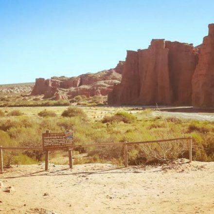 Instan al cuidado de la Reserva Natural Quebrada de las Conchas