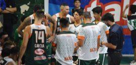 Mañana vuelve la acción del Federal al Vitale, el Tribuno recibe a Tucumán Básquetbol