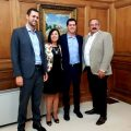 La situación financiera y sanitaria de Salta en la agenda del gobierno nacional