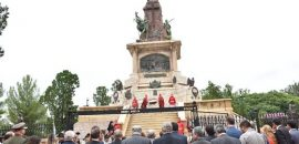 El pueblo salteño honró a los héroes de la Batalla de Salta
