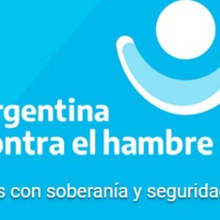 Presentan está tarde el operativo de entrega de  tarjetas Alimentar en Salta