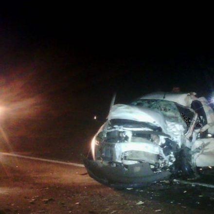 Un choque entre una camión y una camioneta deja una víctima