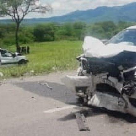 Siniestro vial con víctima fatal en Lumbreras